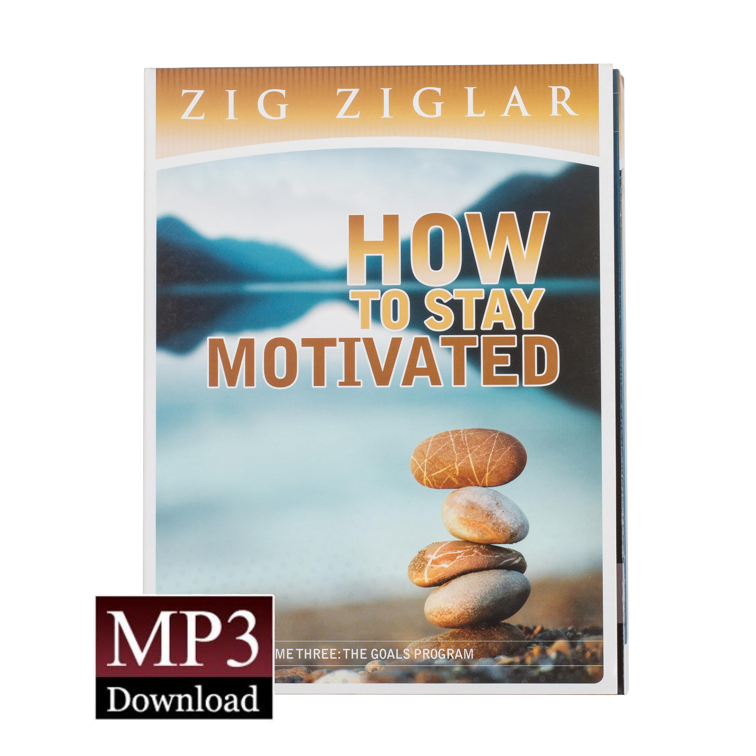 Ziglar inc mp3 the goals program by zig ziglar how to stay mp3 malvernweather Choice Image