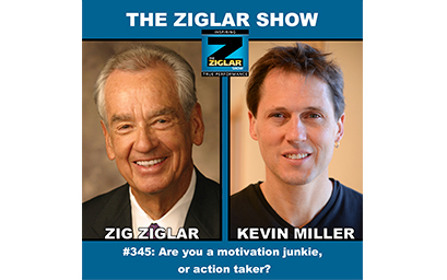 Show #345: Are you a motivation junkie, or action taker?