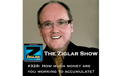 Show #328: How much money are you working to accumulate?