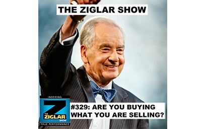 Show #329: Are you buying what you are selling?