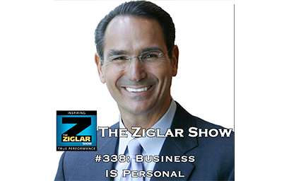 Show #338: Business IS Personal