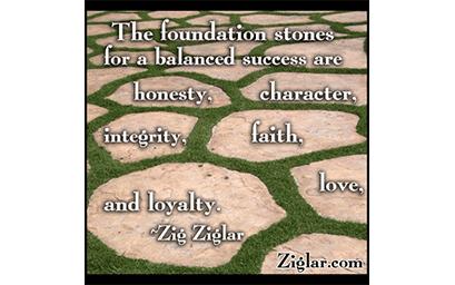 Foundation Stones