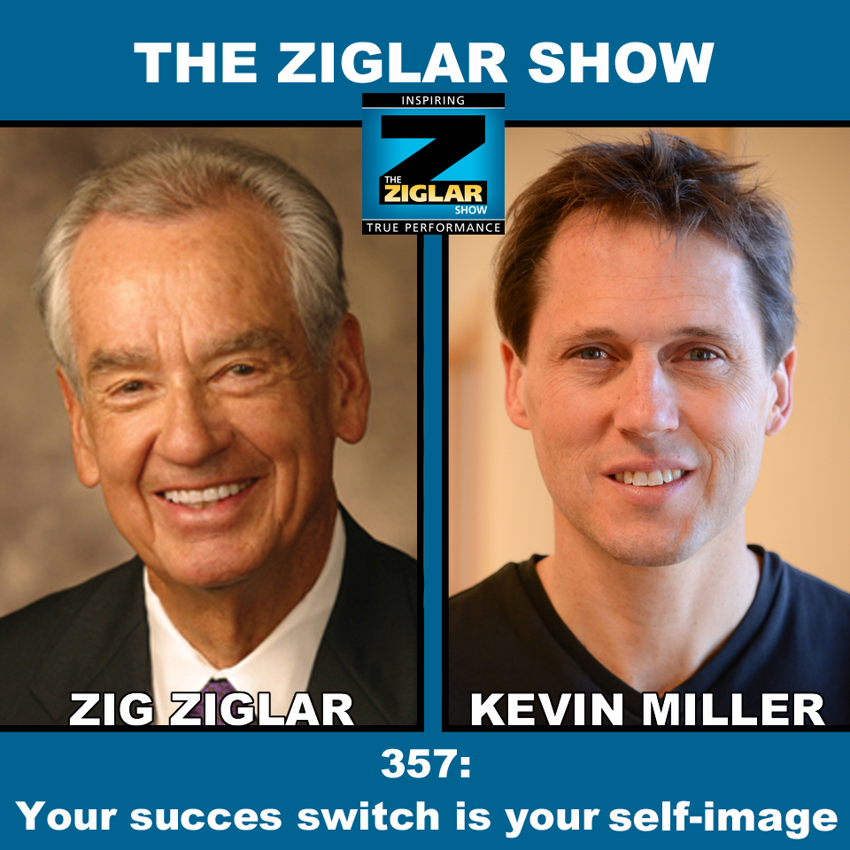 Show #357: Your success switch is your self-image