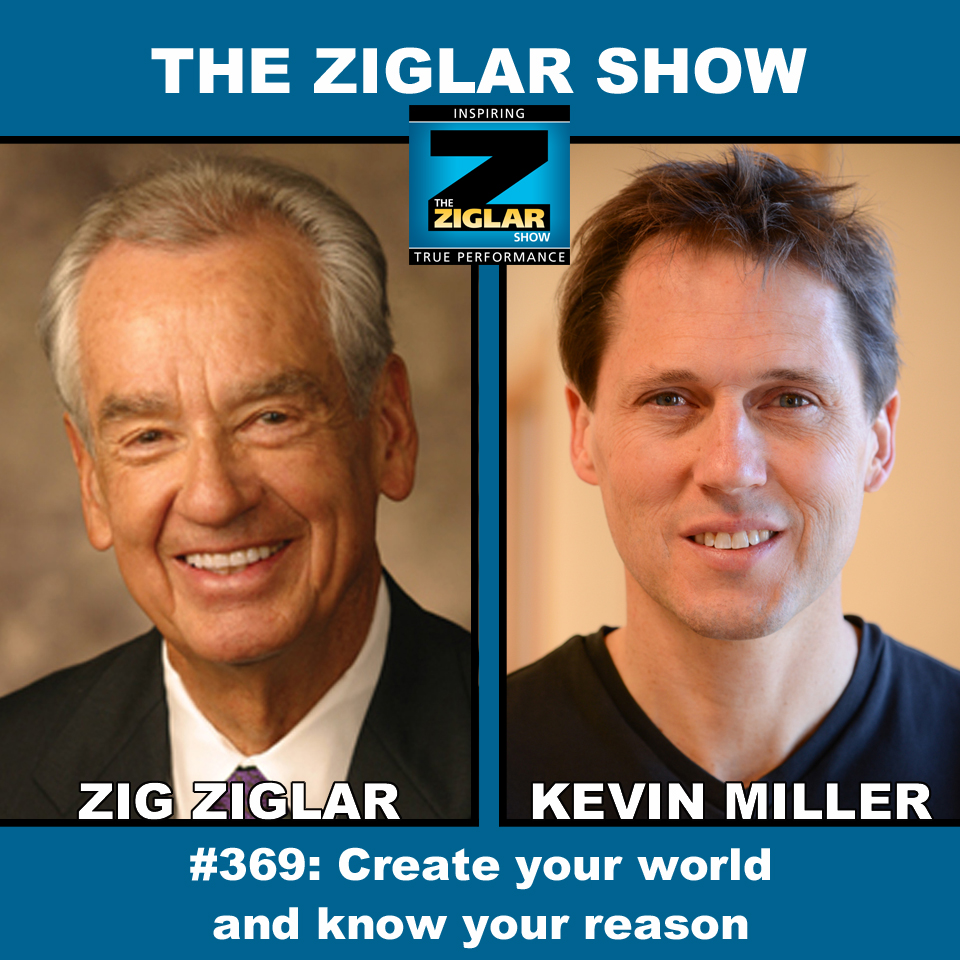 Show #369: Create your world and know your reason