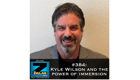 Show #384: Kyle Wilson and the power of immersion