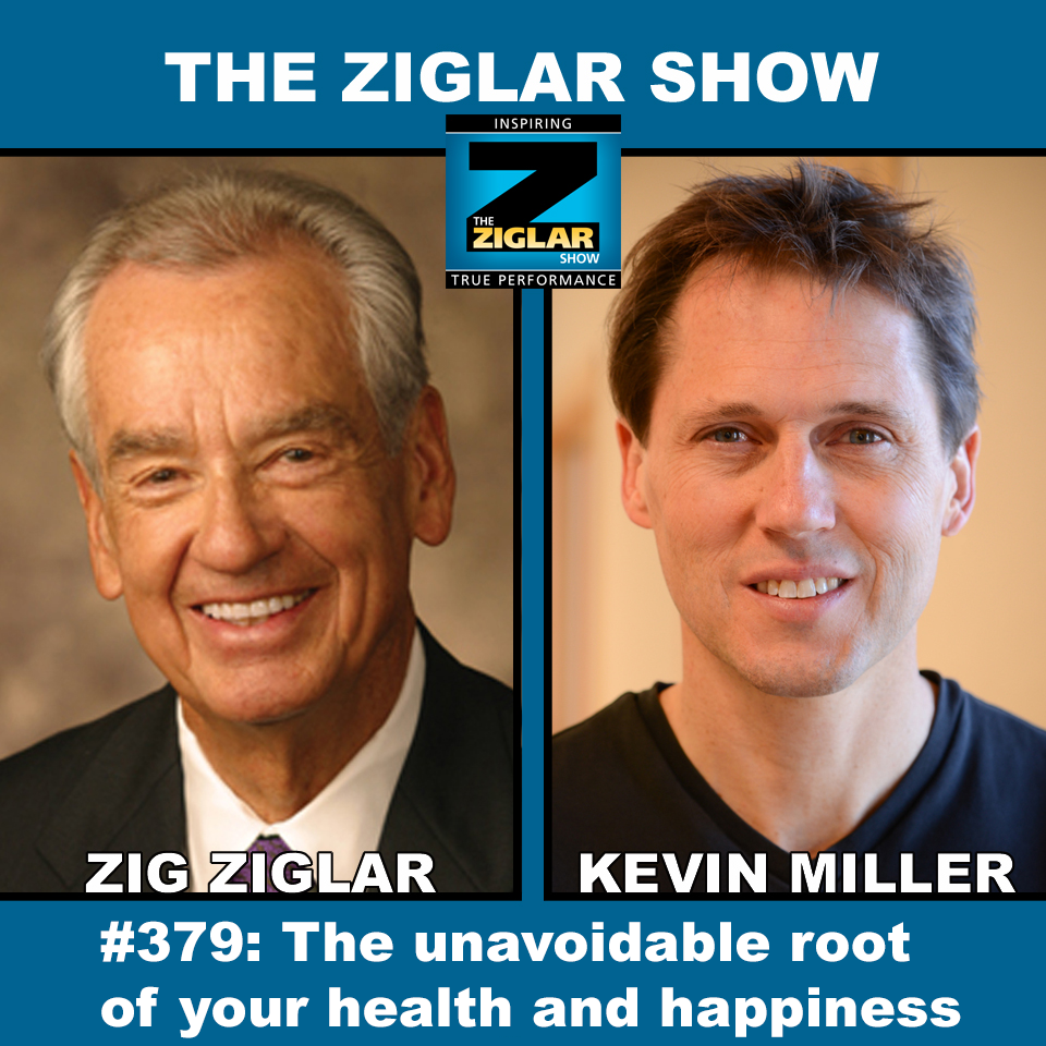 Show #379: The unavoidable root of your health and happiness