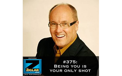 Show #375: Being you is your only shot
