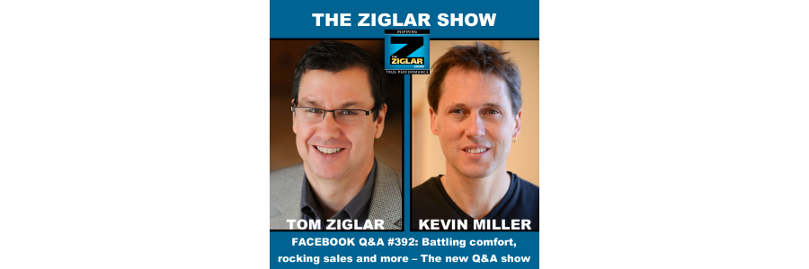 Show #392: Battling comfort, rocking sales, and more – the new Q&A show
