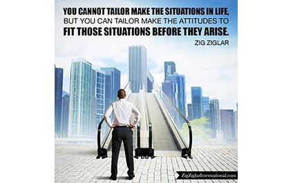Tailor Made Attitudes