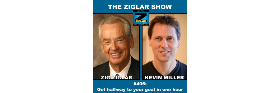 Show #406: Get halfway to your goal in one hour